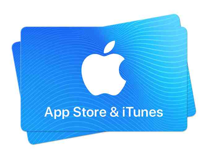 $25 Apple Gift Card - Photo 1