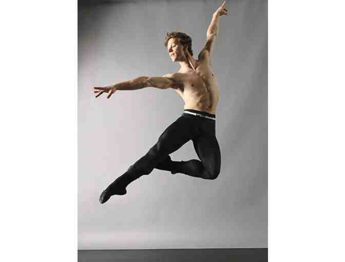 One Private Ballet session with NYCB Principal Daniel Ulbricht