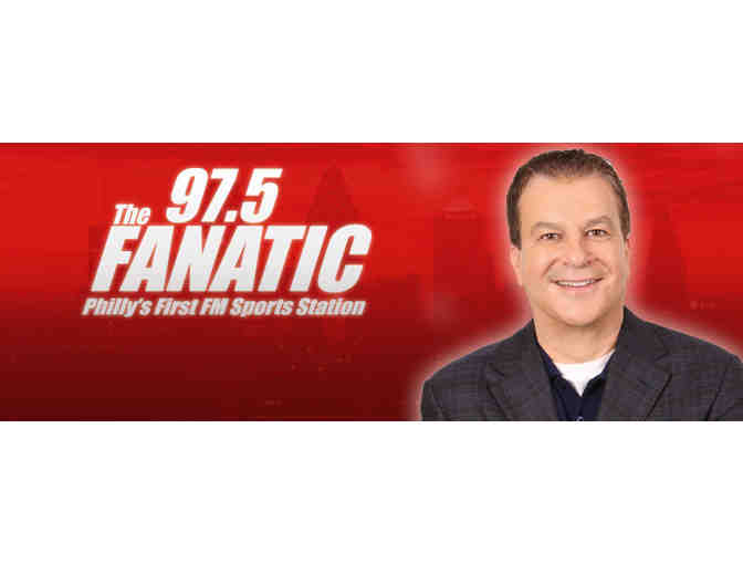 Sit In and See the Mike Missanelli Show LIVE on 97.5 THE FANATIC - Photo 1