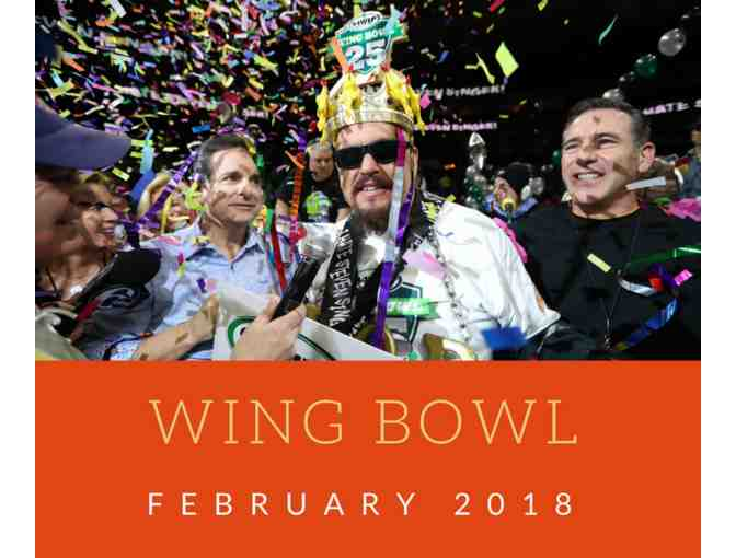 Wild Wing Bowl Wing Ding!