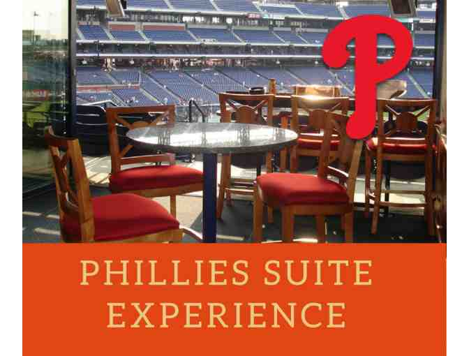 Phillies Suite Experience