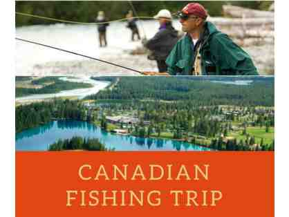 5 Day/4 Night Freshwater Canadian Fly Fishing Experience!