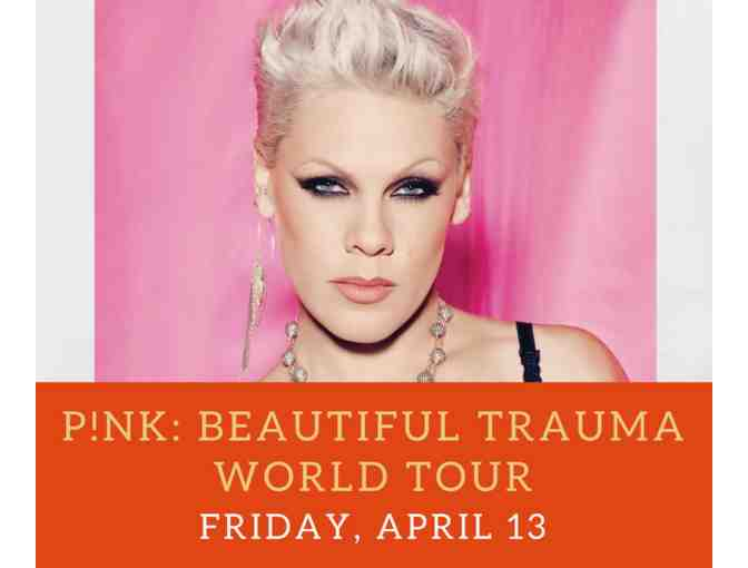 P!nk: Beautiful Trauma World Tour