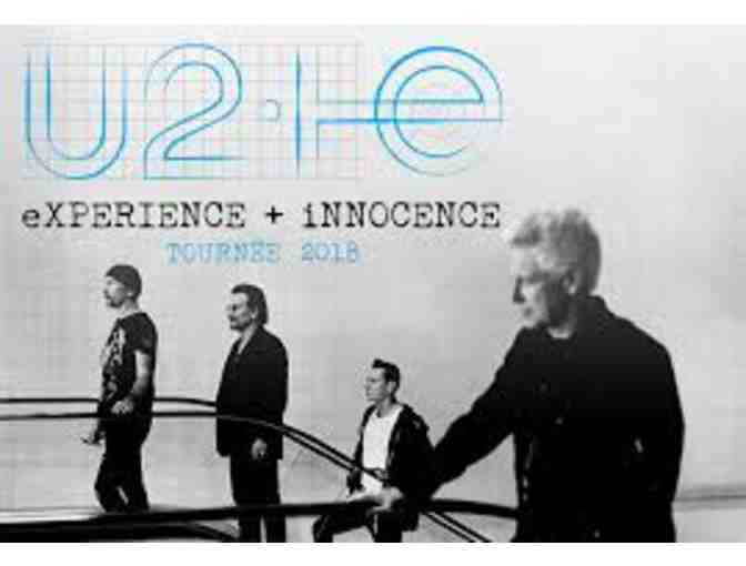 U2: The eXPERIENCE + iNNONCENCE Tour