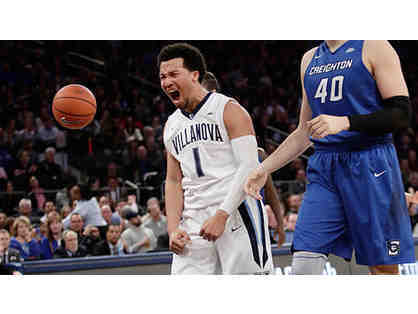 Close to the Action! Row 2 Villanova Tickets (Food/Drink Included)