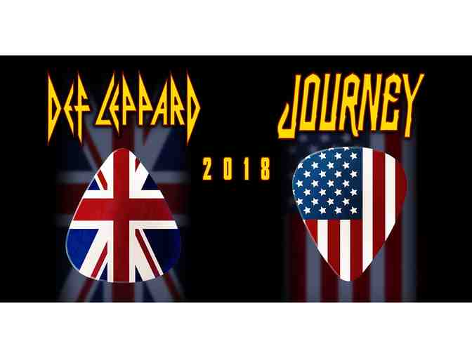 Def Leppard and Journey: North American Tour