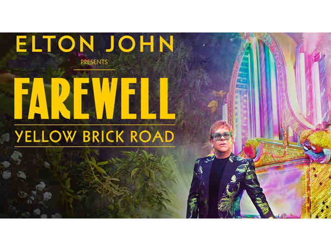 Elton John: Farewell Yellow Brick Road Tour - September 11