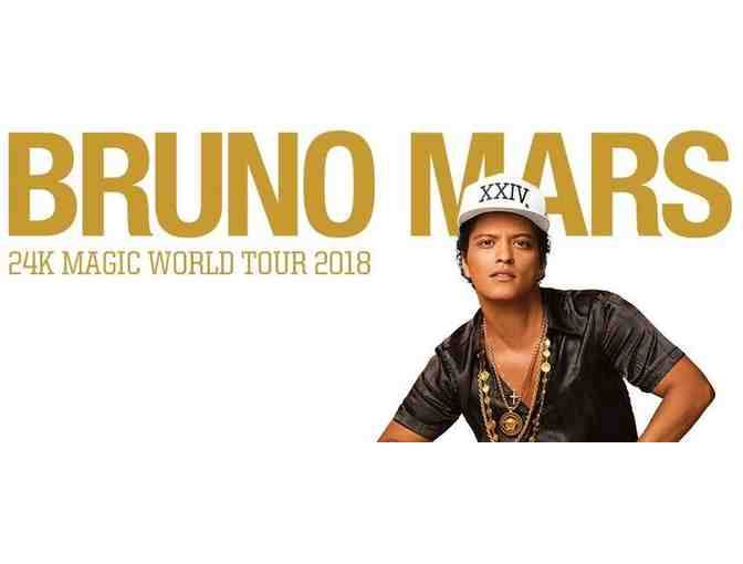 Bruno Mars With Special Guest: Cardi B - Sept 20