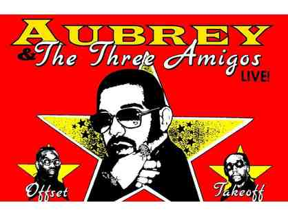 Drake with Migos: Aubry and the Three Amigos Tour