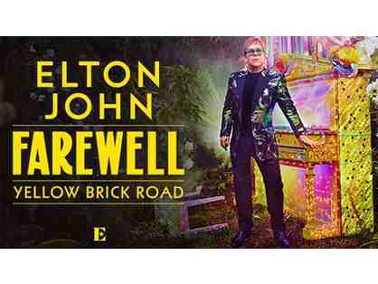 Elton John Returns to Philly for his FAREWELL YELLOW BRICK Road Tour (Nov 8, 2019)