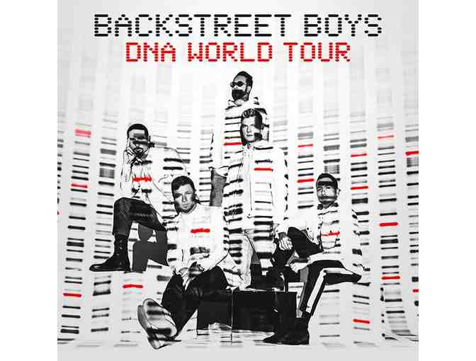 Backstreet Boys: DNA World Tour - Photo 1