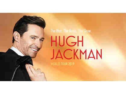 Hugh Jackman: The Man. The Music. The Show. World Tour