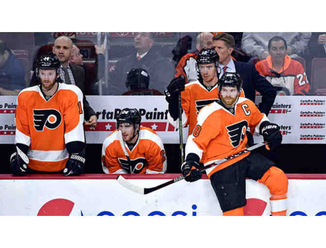 Between the Benches: Watch the Flyers from the Best Seat in the House - Photo 2