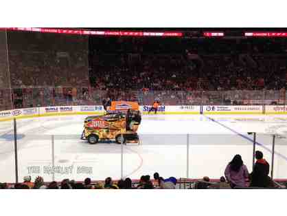 Fabulous Flyers Experience with Zamboni Ride