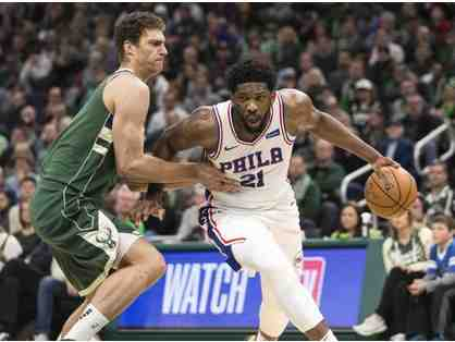 76ers vs. Milwaukee Bucks