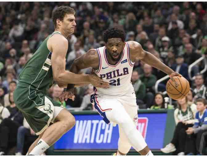76ers vs. Milwaukee Bucks - Photo 1
