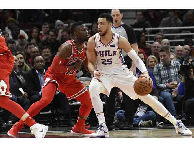 76ers vs. Chicago Bulls: Friday, January 17 - Photo 1