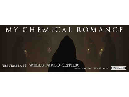 My Chemical Romance Reunion Tour