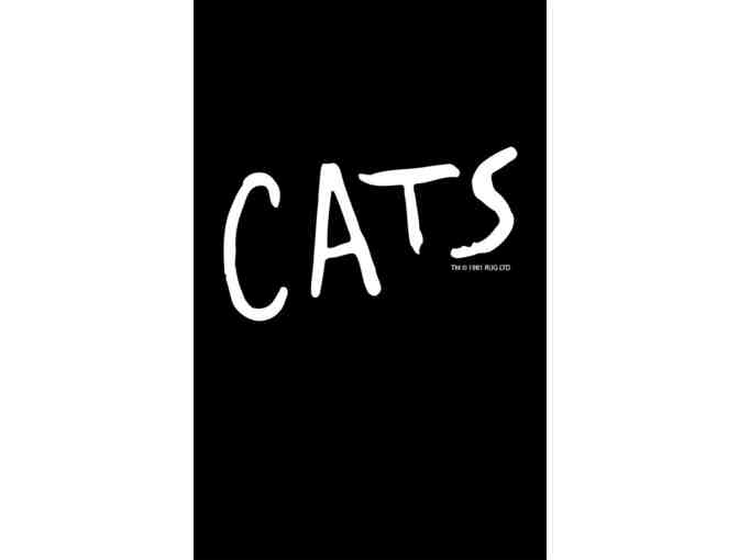 CATS Tickets - January 2nd 2021 at the Keller Auditorium - Photo 1