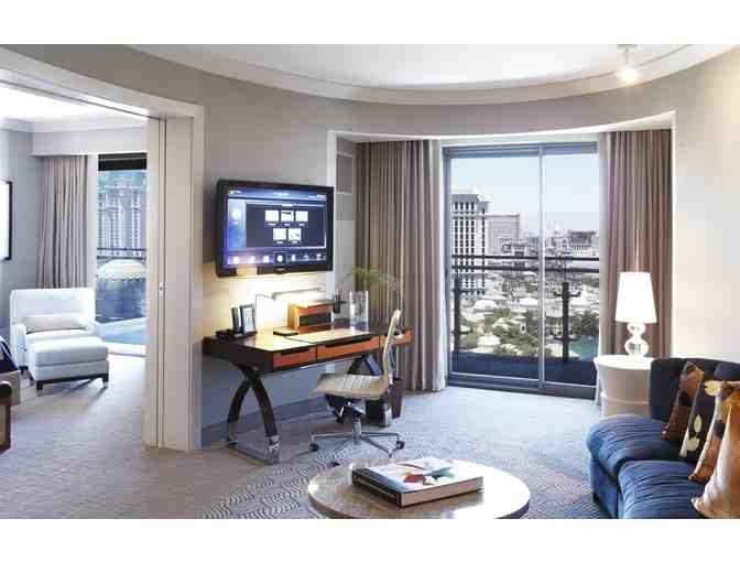 Two Night Stay at The Cosmopolitan Las Vegas, Signature Massage, & Dinner