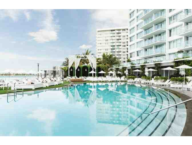 Weekend at Mondrian, Miami with Menin Perks