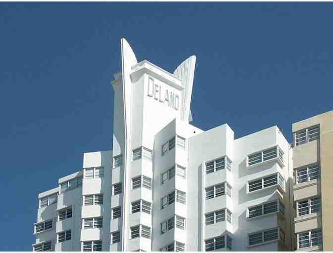 Two-Night Stay for (2) at The Delano, South Beach