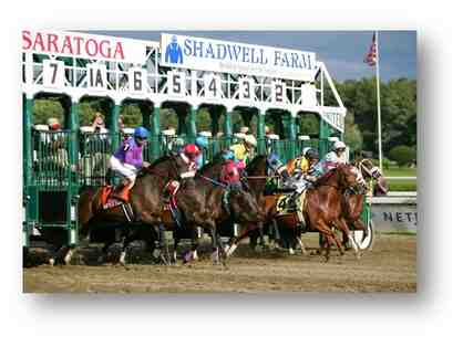 Saratoga - A Day at the Races
