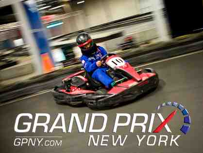10 Race Passes to Grand Prix NY Racing Spins Bowl