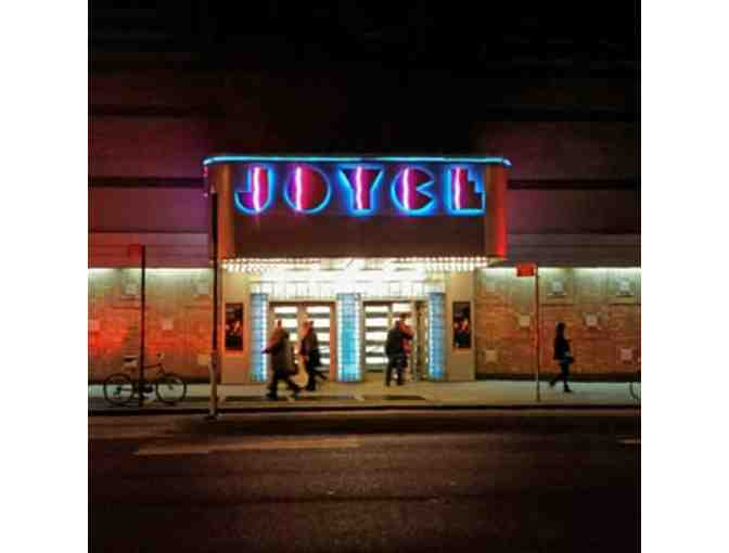 Joyce Theatre - Two Tickets and Backstage Tour
