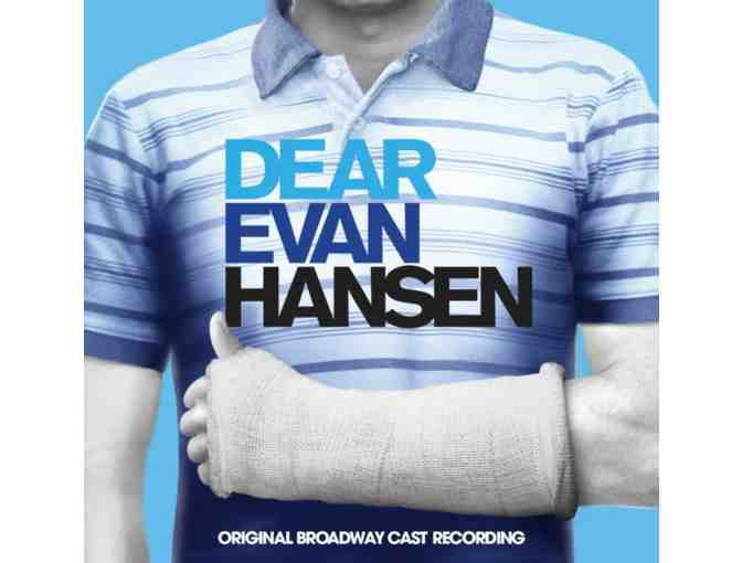 Two Tickets to Dear Evan Hansen with Backstage Tour!