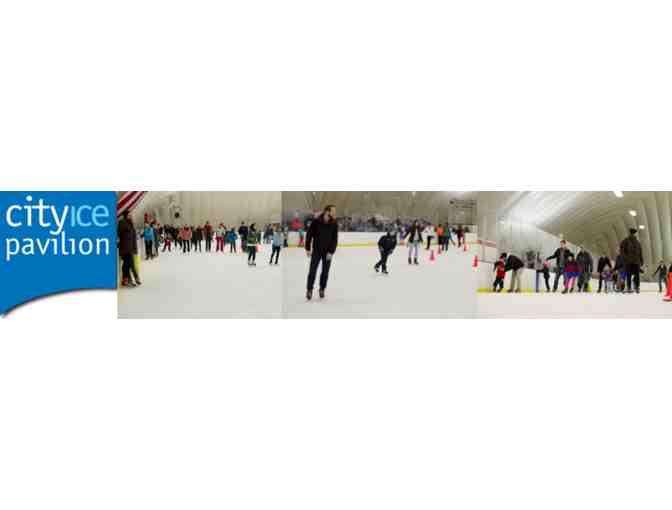 4 Passes to City Ice Pavillion - Photo 1