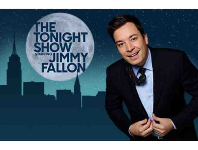 2 VIP Tickets to The Tonight Show Starring Jimmy Fallon - Photo 1