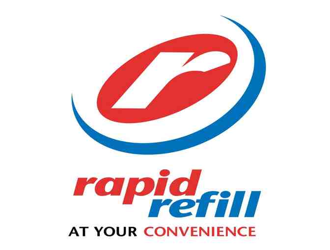 $100 Rapid Refill Gas Gift Card