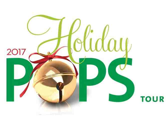 4 Tickets to the Boston Pops