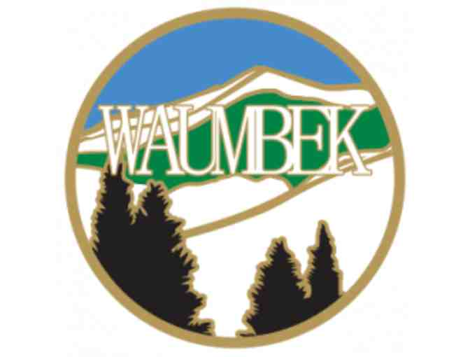 Golf White Mountains Waumbek Course for 4 & Common Man Dinner Basket
