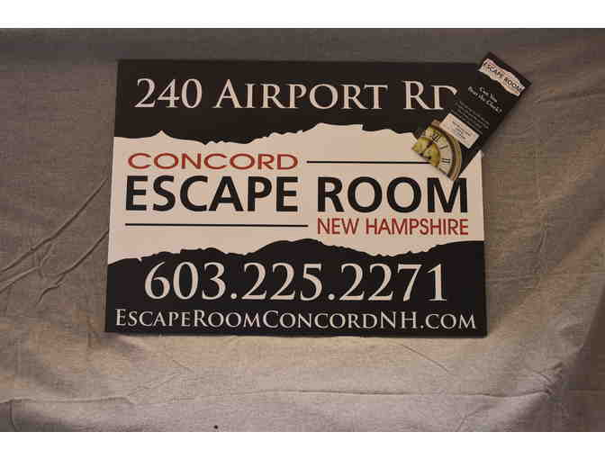 Escape Room Concord NH Private Game