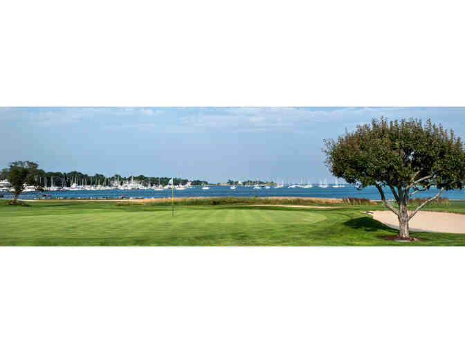 Wentworth by the Sea Rye NH -- Golf for 4 Private Members & Lunch
