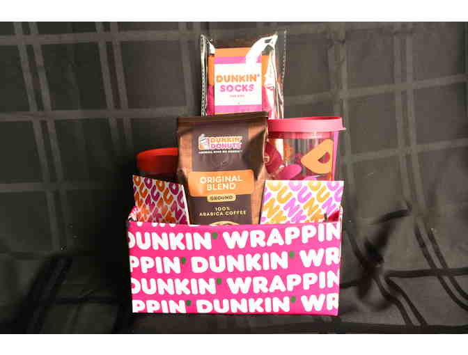 Dunkin Donuts Gift Basket - Photo 1