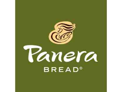 Panera Bread - Five $5 Gift Certificates ($25 total)