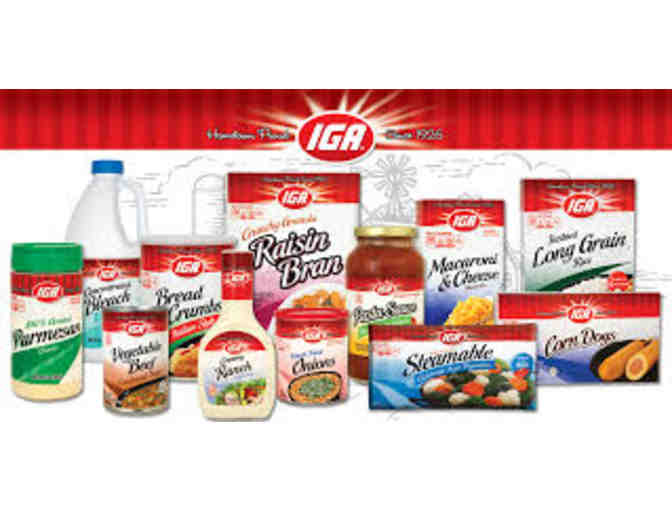 $150 IGA Gift Card - Photo 1