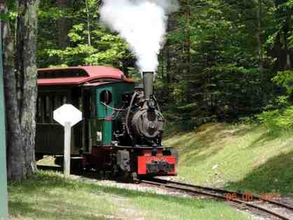 Boothbay Railway Village and Museum - Four Passes