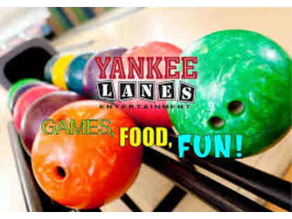Yankee Lanes - Pizza Pins and Pop