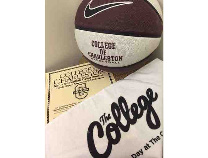 College of Charleston Men's Basketball Tickets!