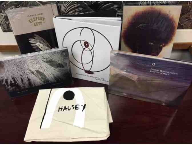 Halsey Institute of Contemporary Art Artist Publications