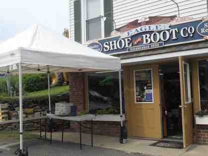 $50 Gift Card to Eagle Shoe & Boot Co