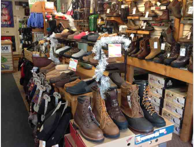$50 Gift Card to Eagle Shoe & Boot Co - Photo 2