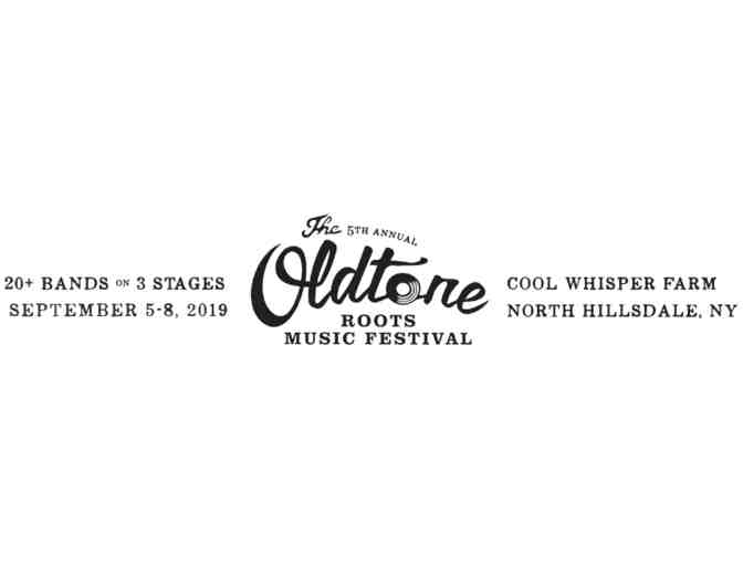 2 Tickets to the Oldtone Roots Music Festival - Photo 1
