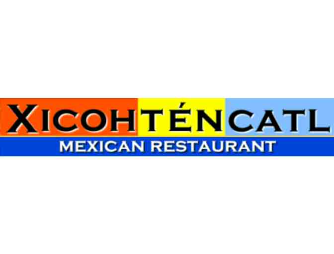 Xicohtencatl Mexican Restaurant - $40 GC - Photo 1