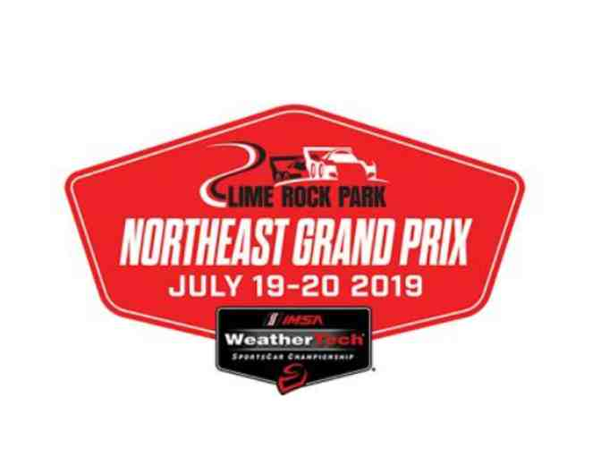 Lime Rock Park - (2) Weekend Passes to Northeast Grand Prix /IMSA WeatherTech Championship - Photo 1