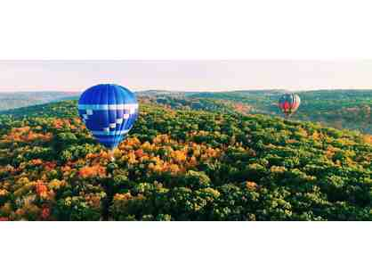 Spirit Ballooning - 1 Hot Air Balloon Ride for 1 Person